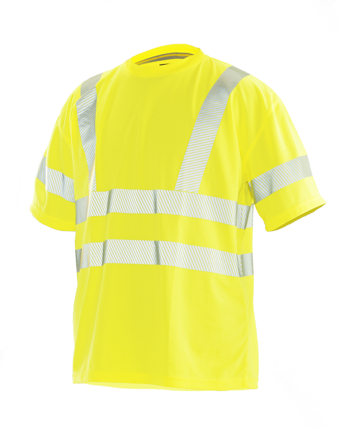 High visibility t-shirt technical