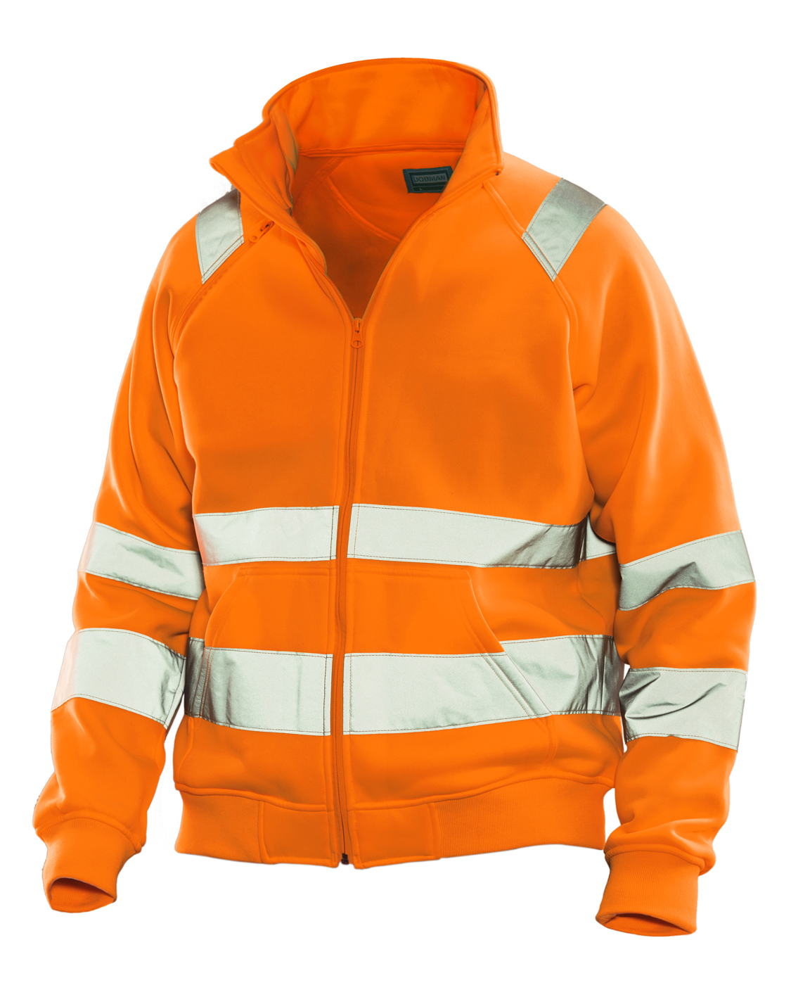High visibility sweat jacket